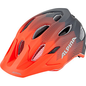 Alpina Carapax Casque Adolescents, indigo-drop